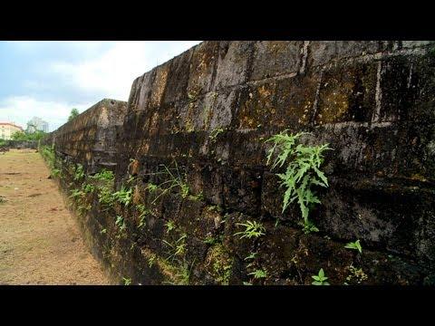 【HD】Fort Santiago/ Fuerza de Santiago, Manila PHILIPPINES | マニラ サンチャゴ要塞跡