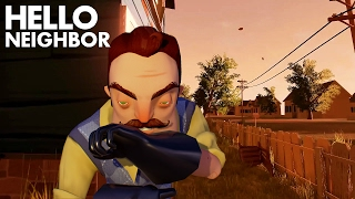 Hello Neighbor - Gameplay Trailer Compilation | Alpha 1,2 & 3
