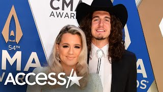 'American Idol's' Gabby Barrett & Cade Foehner Welcome Baby Girl