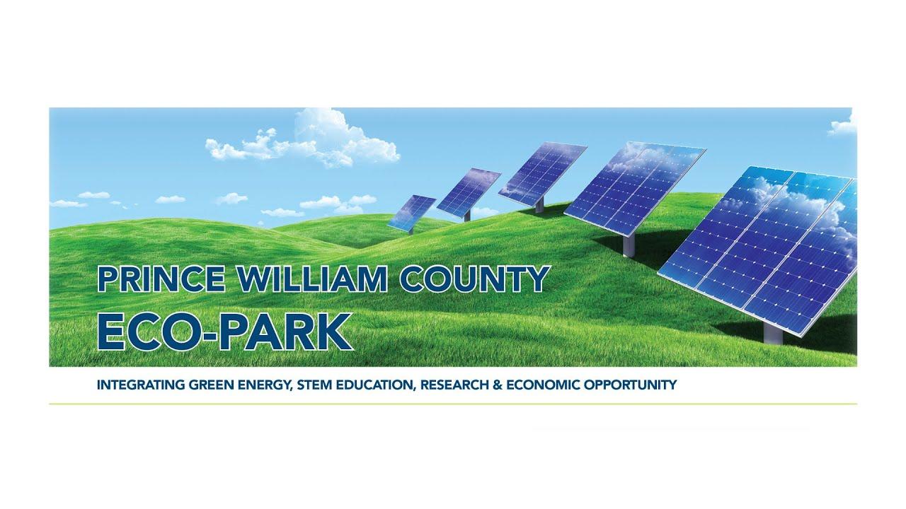 Development of Prince William Eco-Park in Virginia