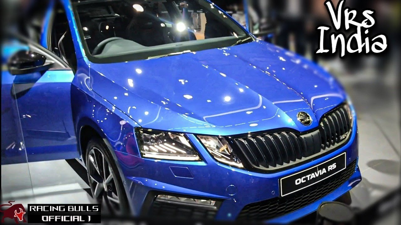 Skoda Octavia Rs 2020 India Review - Engine   Features   0 ...