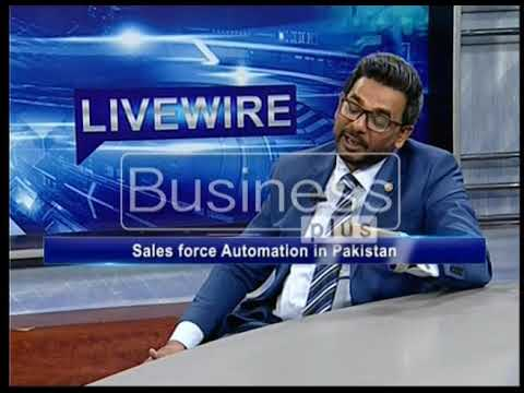 LIVE WIRE | IT Sector | Shiraz Anwar | 10, April 2018 |
