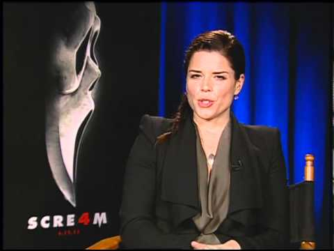 Scream 4 - Exclusive: Neve Campbell Interview