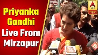 There Is An Expiry Date For Their 70 Years Chant, Says Priyanka Gandhi In Bhadohi | ABP News