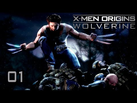 X-Men Origins: Wolverine - Прохождение pt1