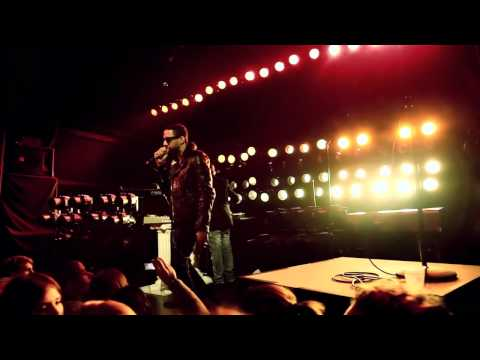 Kanye West - Christian Dior Denim Flow (Feat. Ryan Leslie & John Legend) at The Bowery Ballroom