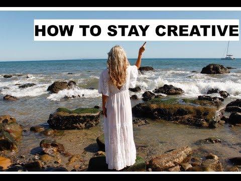 How To Stay Creative as a Yoga Teacher