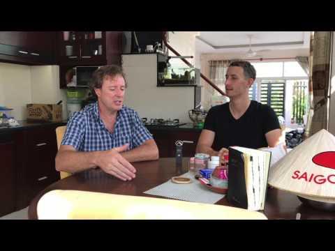 Fluent Southern Vietnamese in 2 Years - Interview Gavin Crossley (Fluent Speaker)