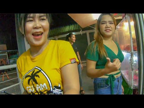 2 Lady For 1 Farang In Pattaya Thailand