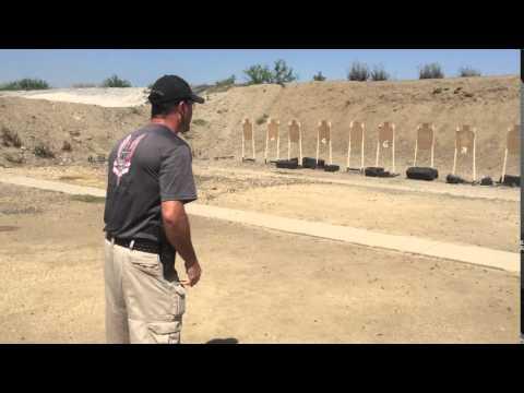 Bob Vogel - 15 yard Bill Drill