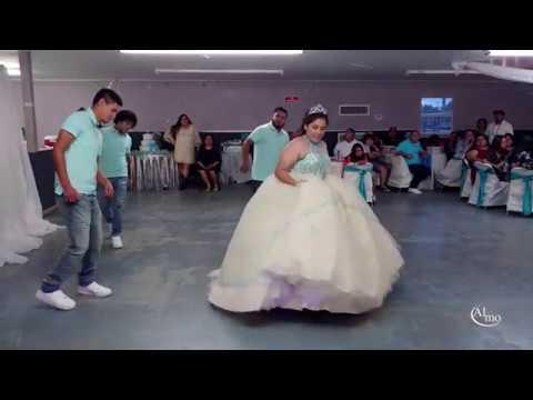 Destanee's Quince- Dance Routine