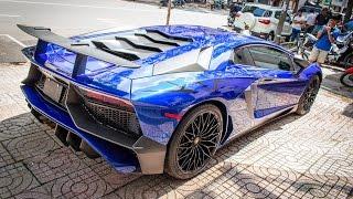 Lamborghini Aventador SV LP750-4 đầu tiên tại Việt Nam | XSX