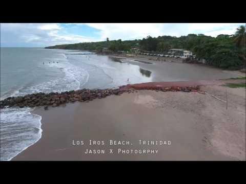 Los Iros Beach, Trinidad