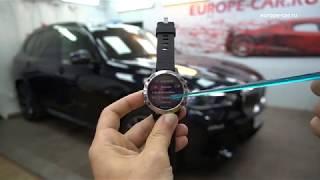 Видео обзор автомобильных смарт часов Pandora Watch 2