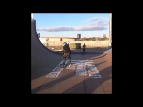 Damian Bramley – Wild In The Parts 2015