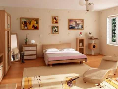 Raumgestaltung für kleines schlafzimmer - YouTube