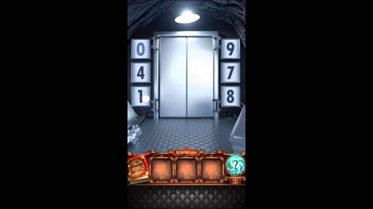 100 Doors 4 Level 84 Walkthrough Youtube
