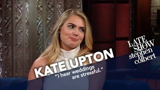 Kate Upton's S.I. Swimsuit Edition Cover Lacks Actual Swimsuits