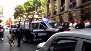 DESFILE DEL 16 DE SEPTIEMBRE 2014 2da.Parte  CUERNAVACA