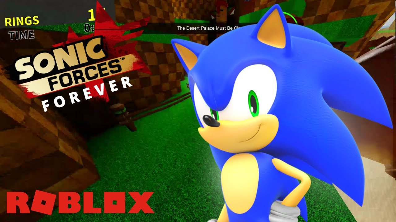 Best Sonic Forces Remake In Roblox Sonic Forces Forever Lost