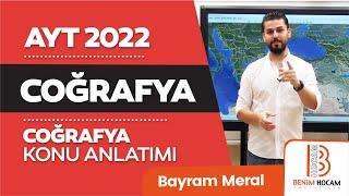 23)Bayram MERAL - Türkiye'de Doğal Afetler (AYT-Coğrafya) 2020
