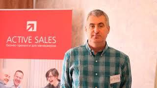 Скрипт звонка, тренинг продаж по телефону тренера Виталия Дубовика(Отзыв после бизнес-тренинга продажи по телефону