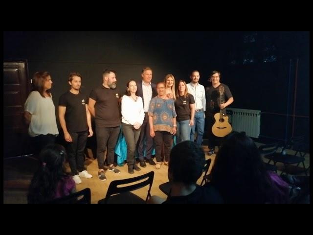 Abrantes | Grupo de Teatro tem nova sede e projeta novas dinâmicas