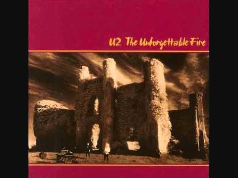 U2-MLK (Lyrics)