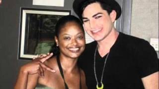 Adam Lambert radio interview w/ Z104.3