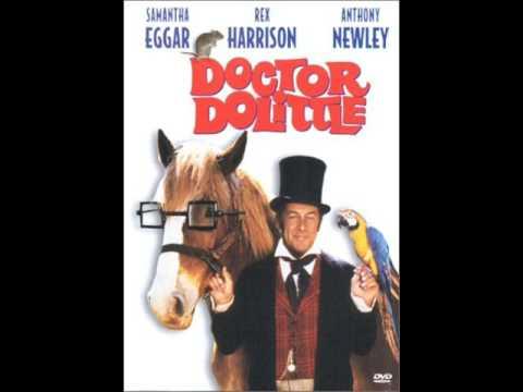 """Dr Dolittle 1967 Film Soundtrack """"Fabulous Places"""""""