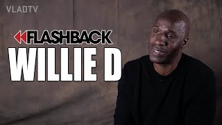 Willie D on Bushwick Bill Getting Shot for Threatening to Throw Baby Out Window