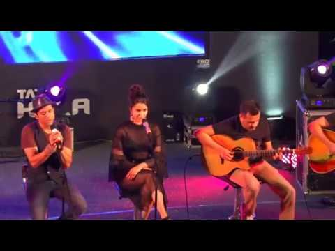 Manzar Naya | Farhan Akhtar | Live Performance | Rock On 2 Official Trailer Launch