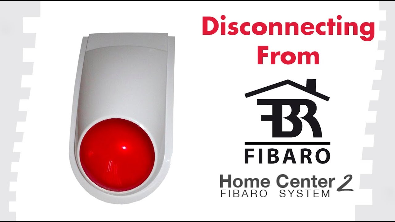 Removing Devices From a Fibaro Home Center 2 - FortrezZ Outdoor ...