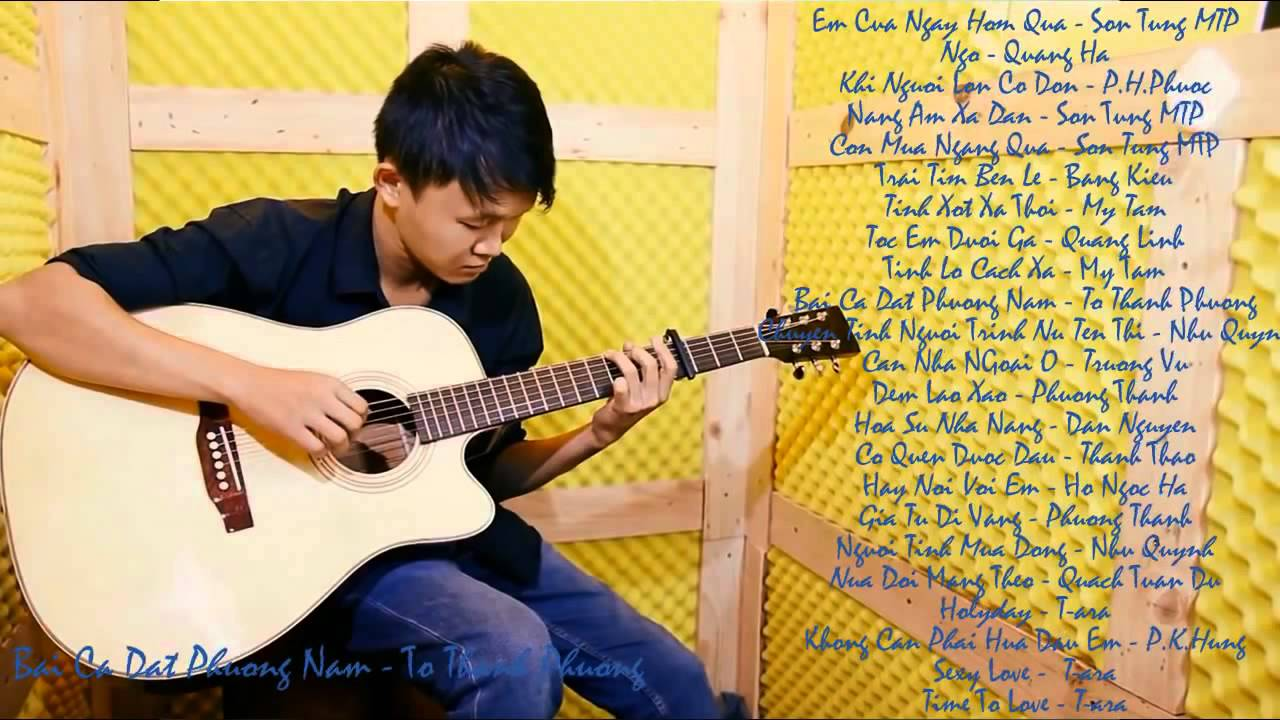 Tổng hợp Guitar solo   Mitxi Tòng
