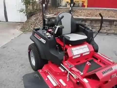 Snapper Pro 200xt 61 Quot Zero Turn Lawn Mower 32 Hp Vanguard