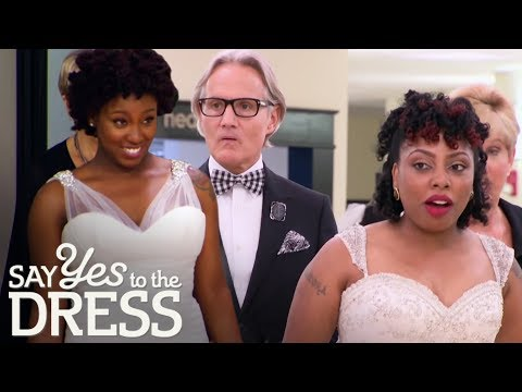 Jealous Sister Takes Over the Bridal Appointment! | Say Yes To The Dress Atlanta. http://bit.ly/2JHxj9e