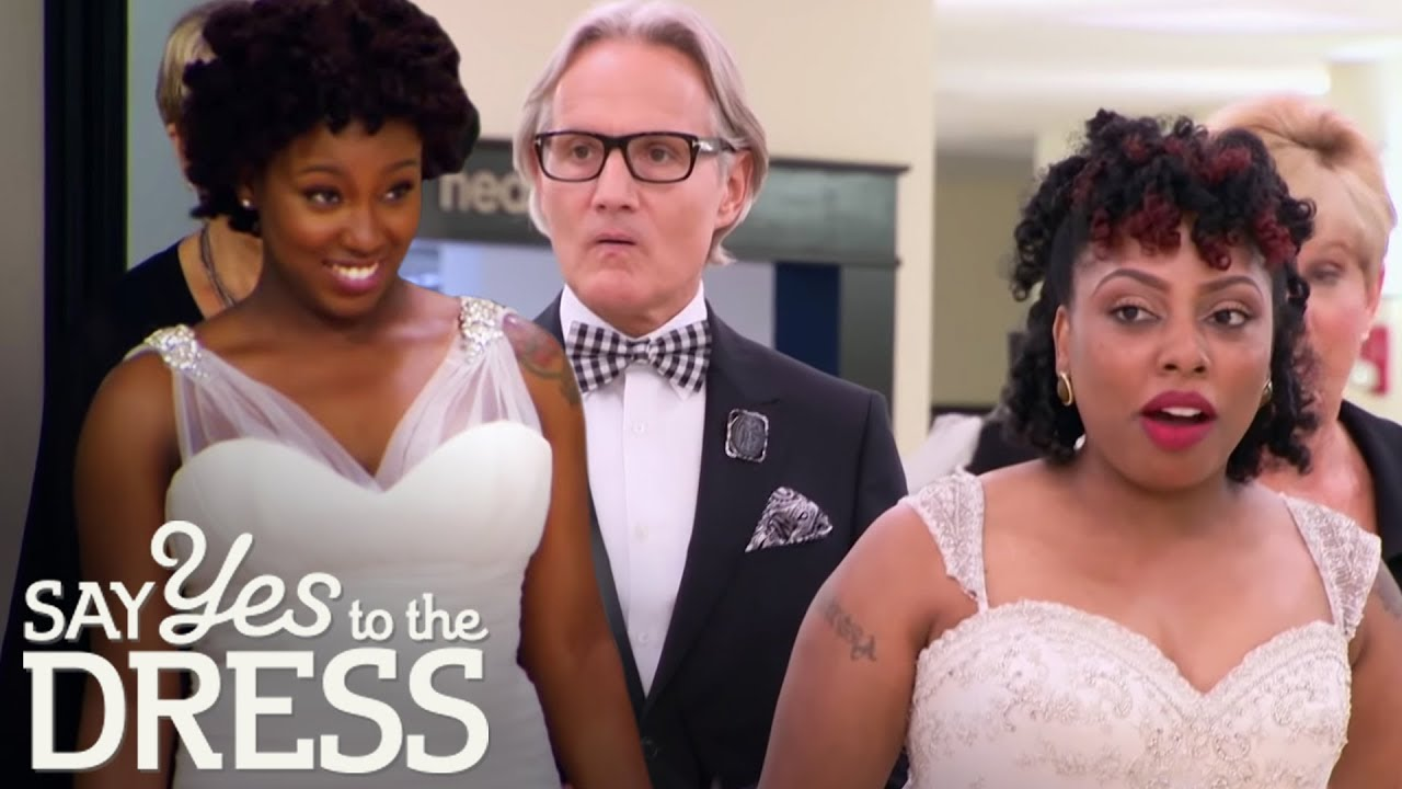 Jealous Sister Takes Over the Bridal Appointment! | Say Yes To The Dress Atlanta