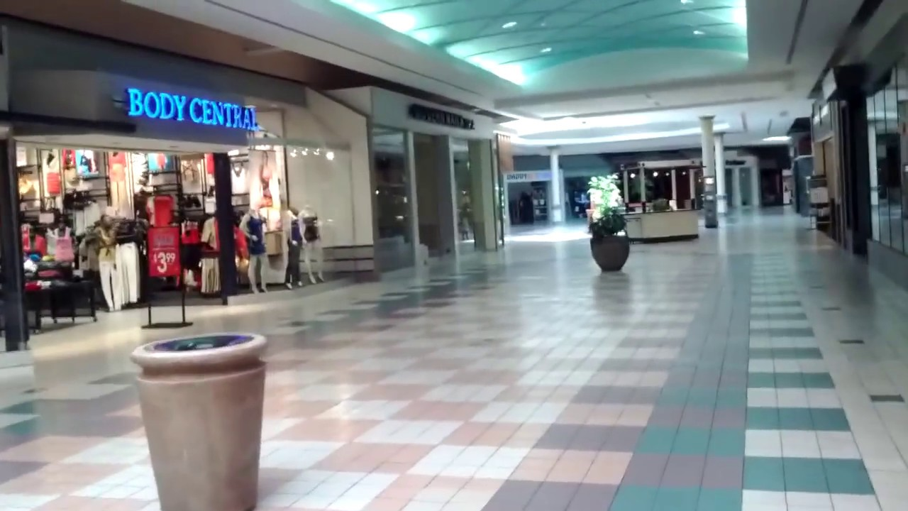 Fort Wayne Mall >> Dead Mall Regency Square Tour Pt. 1 - YouTube