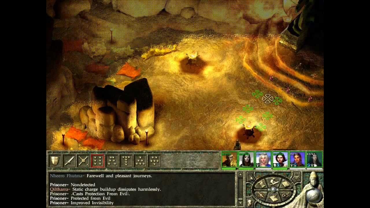 Icewind Dale Cheats