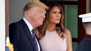 Melania Trump slams anonymous NYT op-ed writer
