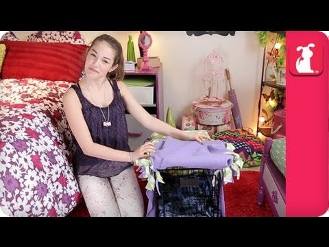 No Sew Crate Cover Sedona Diy Youtube