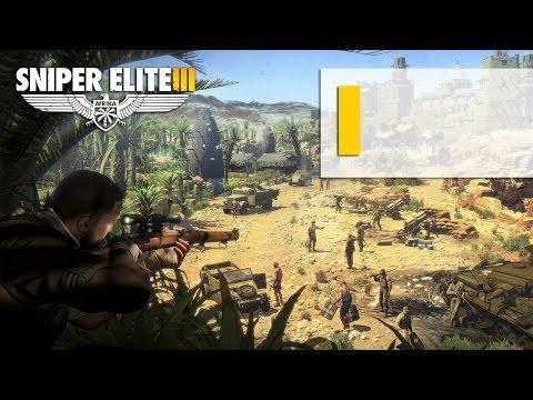Прохождение Sniper Elite 3 [DLC: Target Hitler - Hunt the Grey Wolf] - Часть 2 (Убить Гитлера) Финал