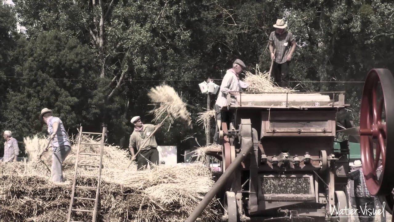 R alisation films vid o documentaire f te des battages - Chambre des metiers de l ain ...