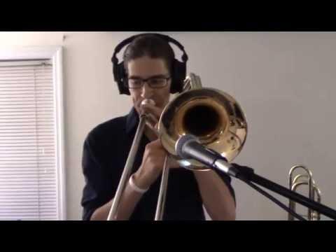 Rixton - Me and My Broken Heart: Trombone Loop