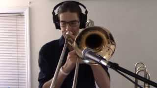 Rixton - Me and My Broken Heart: Trombone Loop