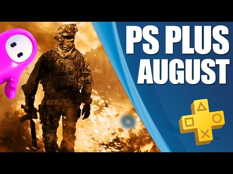 PlayStation Plus Monthly Games - August 2020