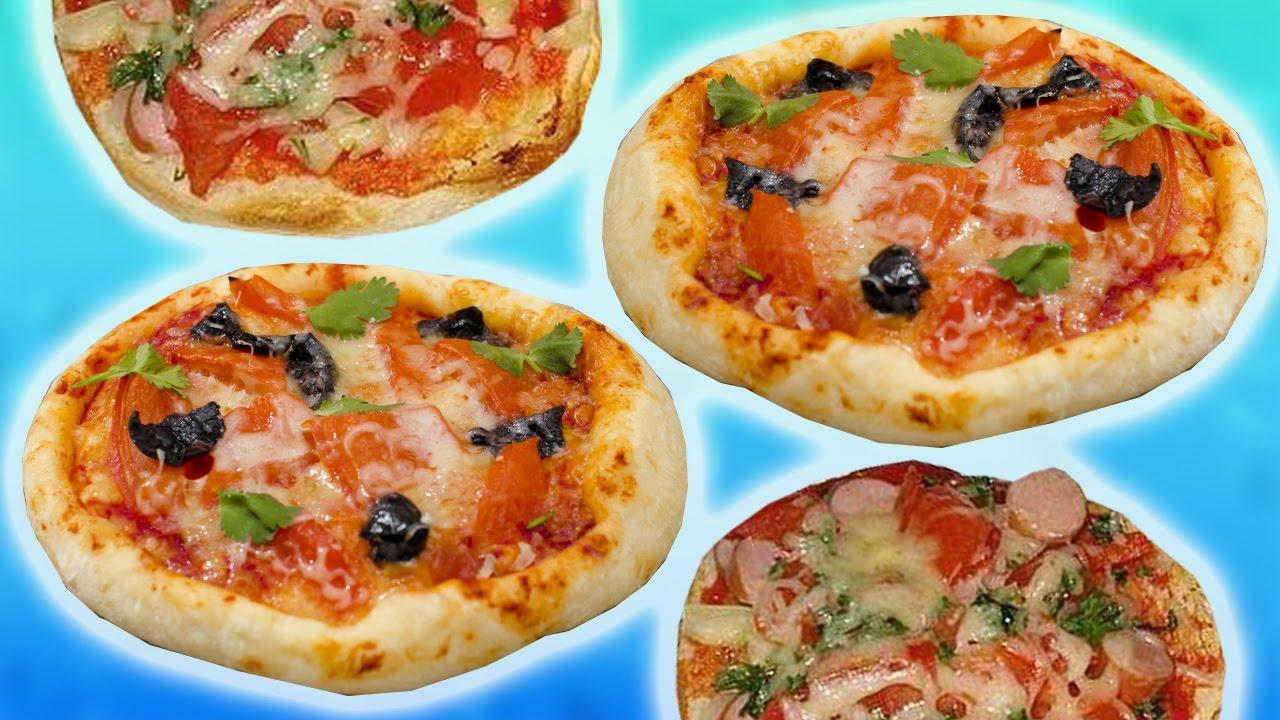 Как сделать пиццу видео 956