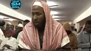 Beautiful  Salaad Maqrib 17 08 2014 Qaari Xuseen Sh Cumar