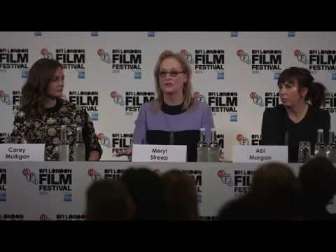 Meryl Streep talks gender difference in film critics
