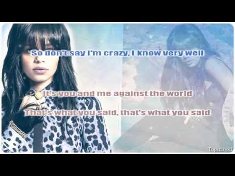 Stuttering (Karaoke Instrumental) without backing vocals - Fefe Dobson